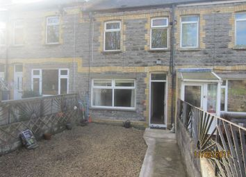 Thumbnail 2 bed terraced house to rent in Cog Road, Sully, Penarth