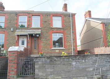 Thumbnail 3 bedroom semi-detached house for sale in Croft Goch Road, Kenfig Hill, Mid Glamorgan