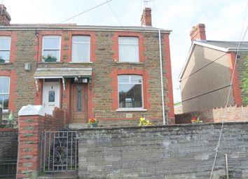 Thumbnail 3 bed semi-detached house for sale in Croft Goch Road, Kenfig Hill, Bridgend, Mid Glamorgan