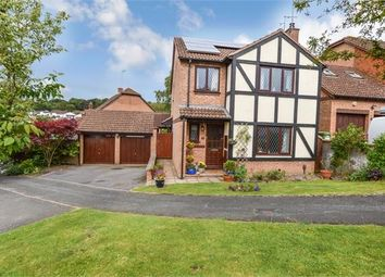 Thumbnail 4 bed detached house for sale in Lower Fern Road, Aller Park, Newton Abbot, Devon.