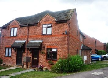 Thumbnail 1 bed end terrace house to rent in Sandringham Court, Kettering