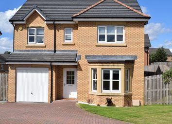 Thumbnail 4 bed detached house for sale in Calderpark Road, Uddingston, Glasgow