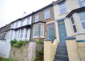 Thumbnail 3 bed terraced house to rent in Borstal Street, Borstal, Rochester