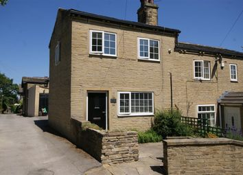 Thumbnail 1 bed cottage for sale in Huddersfield Road, Rastrick, Brighouse