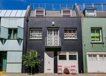 Thumbnail 4 bed mews house for sale in Alba Place, London