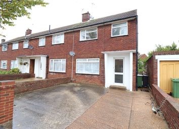 Thumbnail 3 bed end terrace house for sale in Wallis Avenue, Eastbourne, East Sussex
