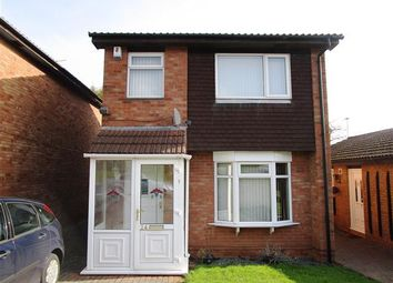 Thumbnail 3 bed property to rent in St. Christopher Close, West Bromwich