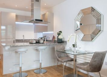 Thumbnail 1 bed flat to rent in Ponton Road, Nine Elms, Vauxhall
