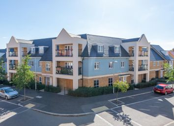 Thumbnail 2 bed flat for sale in Blandford House, Sir Henry Brackenbury Road, Repton Park, Ashford