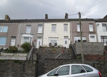 Thumbnail 3 bedroom terraced house for sale in Kinley Street, Swansea