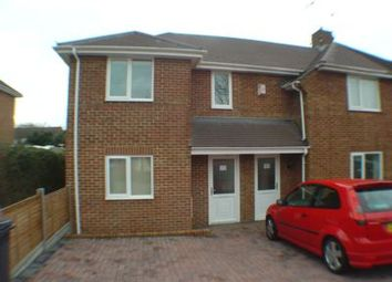 Thumbnail 3 bed semi-detached house to rent in Cotswold Road, Worthing