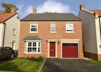 Thumbnail 3 bed detached house for sale in Harewood Close, Green Hammerton, York, North Yorkshire