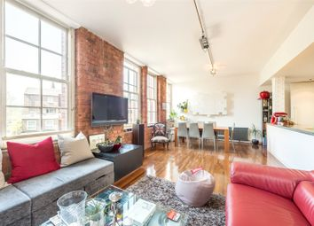 Thumbnail 2 bed flat for sale in Jam Factory, 27 Green Walk, London