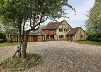 Thumbnail 5 bed detached house for sale in Pluckley Road, Bethersden, Kent