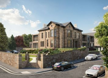Thumbnail 2 bed flat for sale in 13 (G04) Ettrick Road, Merchiston