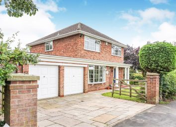 Thumbnail 4 bed detached house for sale in Dikelands Lane, York