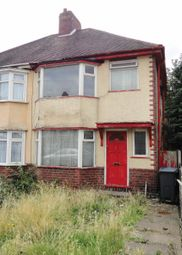 Thumbnail 3 bed semi-detached house for sale in Derrydown Road, Perry Barr, Birmingham, West Midlands