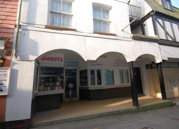 Thumbnail Commercial property for sale in Middle Market Street, East Looe, Looe, Cornwall