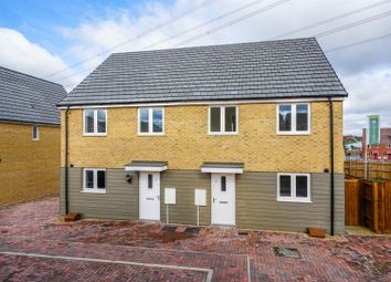 Thumbnail 3 bed property for sale in Puffin Place, Leighton Buzzard