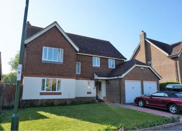 Thumbnail 4 bed detached house to rent in Priors Acre, Chichester