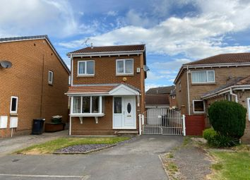 Thumbnail 3 bed detached house for sale in Grizedale Close, Sothall, Sheffield