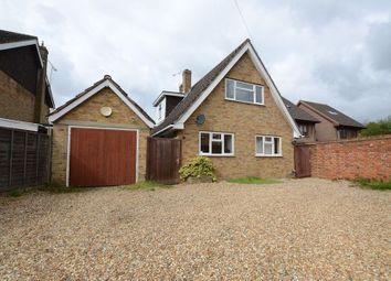 Thumbnail 4 bed detached house to rent in Old Chapel Lane, Ash, Aldershot