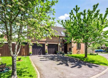 Thumbnail 4 bedroom detached house for sale in The Orchard, Naphill, High Wycombe, Buckinghamshire