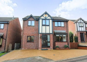 Thumbnail 4 bed detached house for sale in Hopewell Way, Crigglestone, Wakefield, West Yorkshire