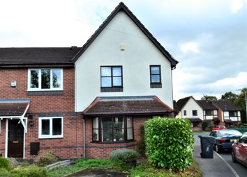 Thumbnail 3 bed terraced house to rent in Stoney Hill Close, Bromsgrove