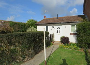 Thumbnail 1 bed terraced bungalow for sale in Fieldfare Close, Weymouth