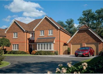 Thumbnail 6 bed detached house for sale in Horsham Road, Cranleigh
