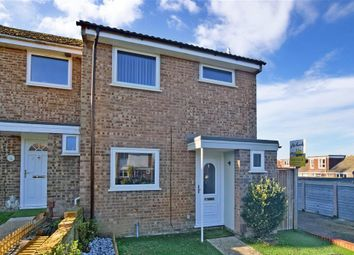 Thumbnail 3 bedroom end terrace house for sale in Sassoon Close, Larkfield, Aylesford, Kent