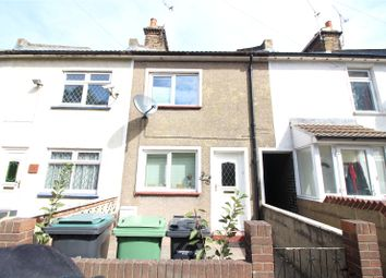 Thumbnail 2 bedroom terraced house to rent in East Milton Road, Gravesend, Kent