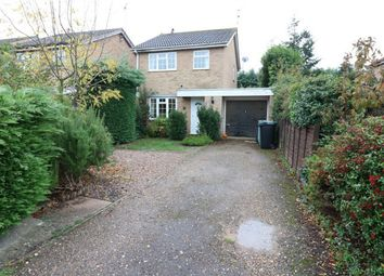 Thumbnail 3 bed detached house for sale in Thackers Way, Deeping St James, Market Deeping, Lincolnshire