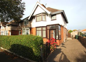 Thumbnail 3 bed semi-detached house for sale in Grange Avenue, Binley, Coventry