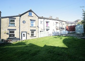 Thumbnail 3 bed end terrace house to rent in Staley Road, Mossley