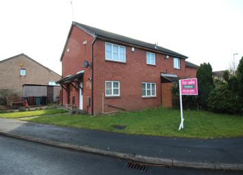 Thumbnail 1 bed semi-detached house for sale in Hopes Farm View, Leeds