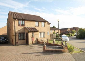 Thumbnail 2 bedroom semi-detached house to rent in Hexham Gardens, Bletchley, Milton Keynes, Bucks