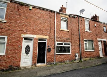 Thumbnail 2 bed terraced house for sale in Ramsey Street, Chester Le Street