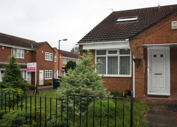 Thumbnail 1 bed bungalow to rent in Ordley Close, Dumpling Hall