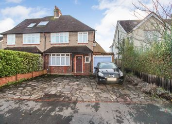 3 bed semi-detached house for sale in Clinton Avenue, East Molesey KT8