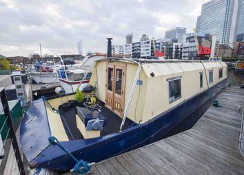 Thumbnail 1 bedroom houseboat for sale in Kimbely Jane, Poplar