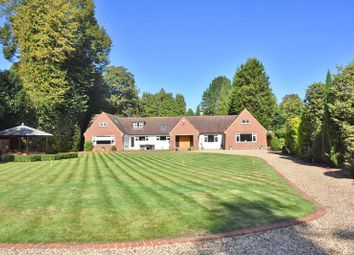 Thumbnail 4 bed detached house for sale in Wonford Close, Walton On The Hill, Tadworth, Surrey.