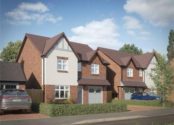 Thumbnail 4 bed detached house for sale in Tatenhill, Burton-On-Trent, Staffordshire