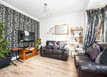 Thumbnail 3 bed terraced house for sale in Cowper Road, Gillingham, Kent