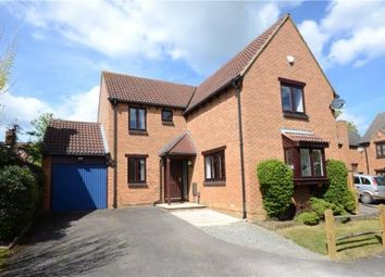 Thumbnail 4 bedroom detached house for sale in Top Common, Warfield, Berkshire