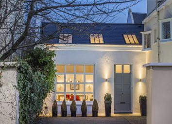 Thumbnail 3 bed mews house for sale in Clifton Hill, St John's Wood, London