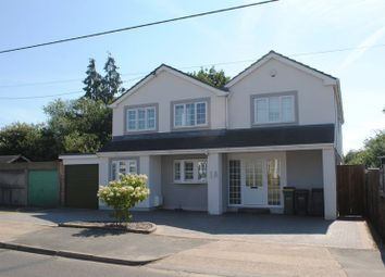 Thumbnail 5 bed detached house to rent in Helena Road, Rayleigh
