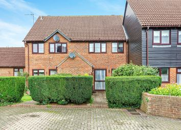 Thumbnail 1 bed maisonette for sale in Binfields Close, Chineham, Basingstoke