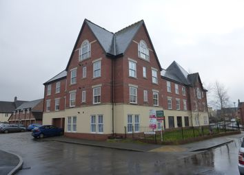 Thumbnail 1 bed flat for sale in Luna Close, Swindon